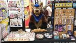 Pine Marten at my BLFC Booth by SouthParkTaoist