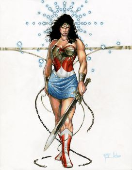 Wonder Woman by RichardCox