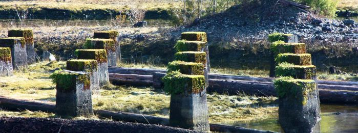 Concrete pilings by Torpedo166