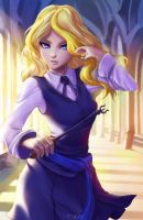 Diana Cavendish by MobileSuitGio
