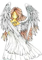 Another Angel XD XD XD by infiniteFinality