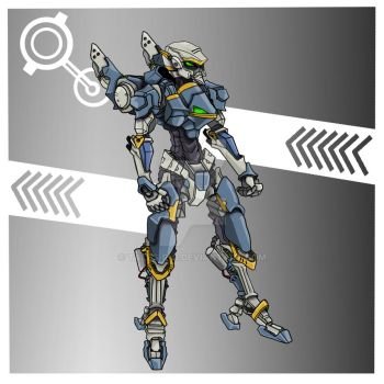 Mainbot by tales-r-o
