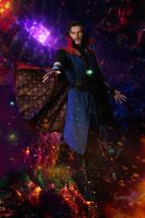 Doctor Strange by Shamrock-Cosplay