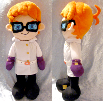 Dexter - Dexter's Lab by Squisherific