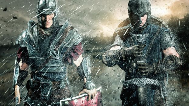 Brothers in Arms Shattered by LordHayabusa357