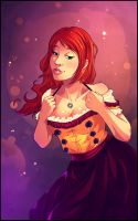 Dirndl by Fred-H