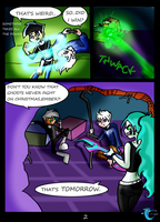 Jack Frost n Danny Phantom: IT NEVER DID HAPPEN p2 by chillydragon