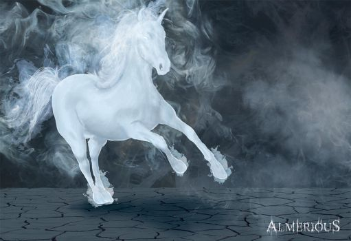The White Horse by Almerious