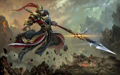 Conquest of the Three Kingdoms II by KEKSE0719