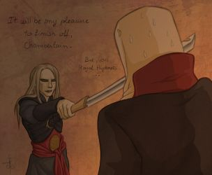 Prince Nuada :: 033 Too Much by PrinceNuadaProject