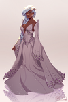 Ballgowns: Cassidy by Dotswap