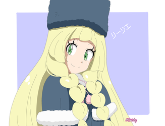 Lillie - snow outfit by Viper3n3n3