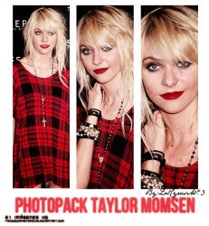 Taylor Momsen Photopack 001 by TakeYourPhotopacks