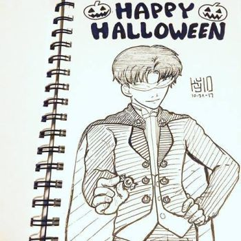 Happy Halloween by peore