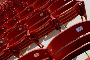 Stadium Seats by viewsionone
