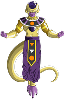 Golden Frieza God of Destruction by obsolete00