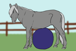 YHH - Horse and Ball - OPEN by Happy-Horse-Stable