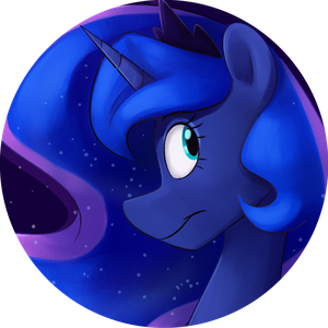 Moon Butt by Luximus17