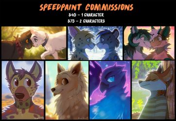 Speedpaint Commissions OPEN by OrcaOwl