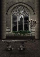 Gothic BG Var 02 by the-night-bird