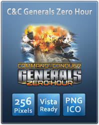 Command and Conquer Zero Hour by SkullBoarder