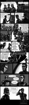 Clone Wars Comic by ZetsubouZed