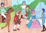 Nerdy Rococo by Liebe-Siegt-Alles