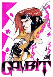 Gambit Color by biroons