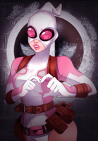 GWENPOOL by NaMy-BoT