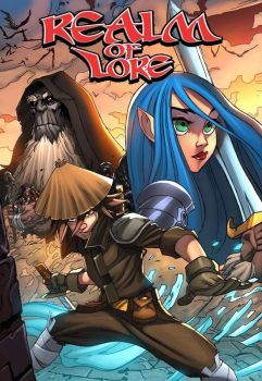 Real of Lore #1 by mennyo