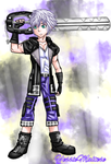 KHIII Riku (Request) by YessieMaltese