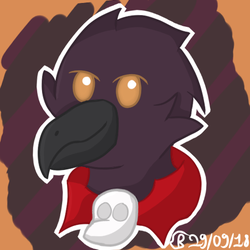 [Small Gift I guess] OdinCorbeau by Sheinxy