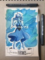 Lapis Lazuli is done by Nyahnah