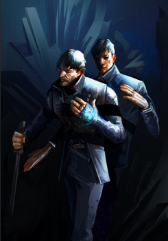 DISHONORED by NaiZee