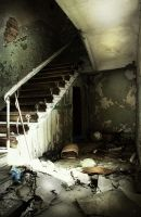 Staircase by Sid36