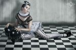 Queen of chess by Ophelia-Overdose