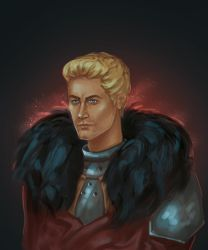 Cullen Rutherford / Dragon Age by dess-mid