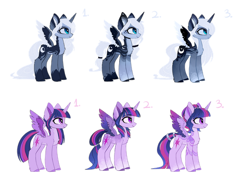 Some ideas by MagnaLuna