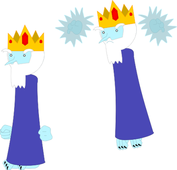 Ice King 01, group-large by skyeomega