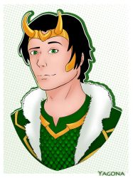 Loki - Agent of Asgard by Yagona