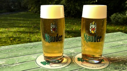 Stauder Beer, Best Beer in Germany, by BenC4D