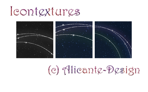 Icontextures Pack (Glitter) by Alicante-Design