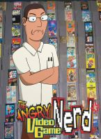 The Angry Video Game Nerd by AniMat505