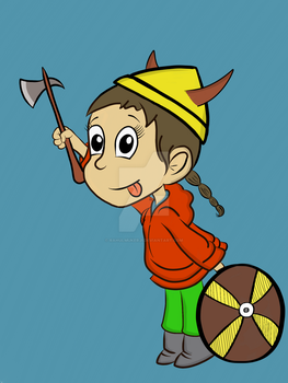 Cartoon Character Design by rahulmukerji