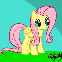Fluttershy :3 by RellDanits