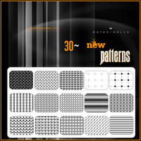 30-small patterns, by w-melon