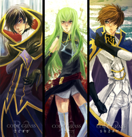 Code Geass R2 SET by hakuku