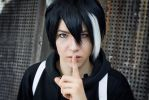 Licht (Servamp) - Don't tell anyone by Snowblind-Cosplay