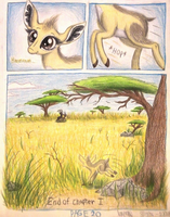 Sable Story - Page 20 - The Curious Dik-Dik by TheFriendlyElephant