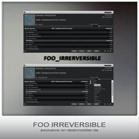 Irreversible for Foobar by deskmodder